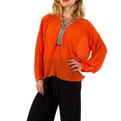 Bluse für Damen in Orange