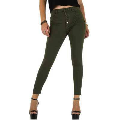 Jeans für Damen in Grün