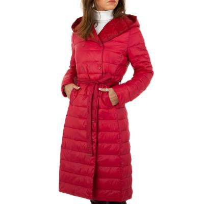 Trenchcoat für Damen in Rot
