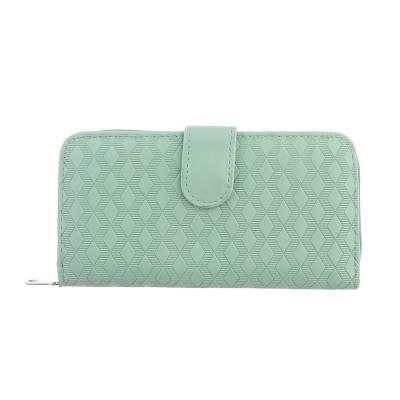 Geldbörse für Damen in Grün