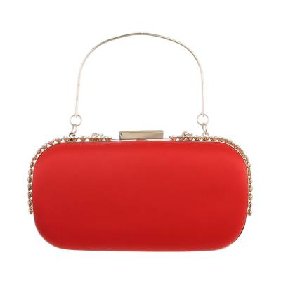 Abendtasche für Damen in Rot