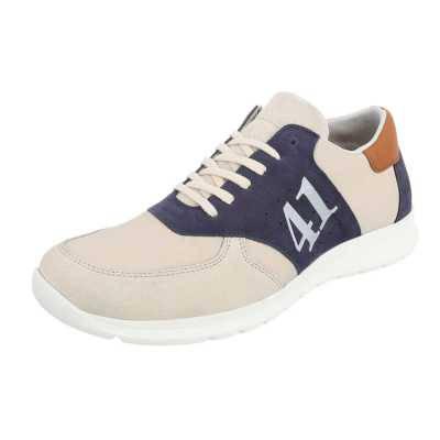 Sneaker für Herren in Beige
