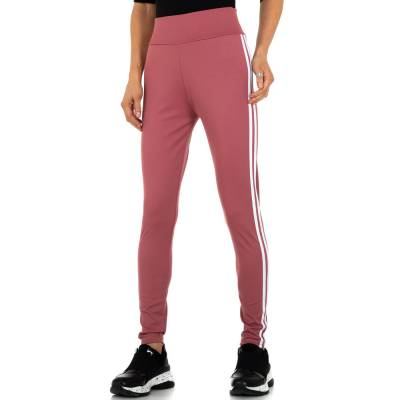 Sportleggings für Damen in Rosa