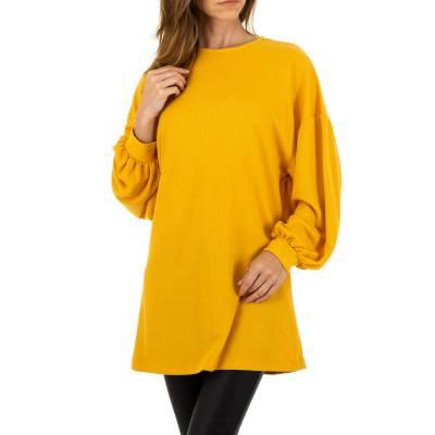 Pullover & Strick für Damen in Gelb