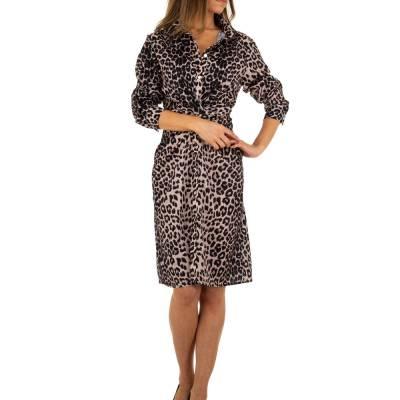 Blusenkleid für Damen in Mehrfarbig