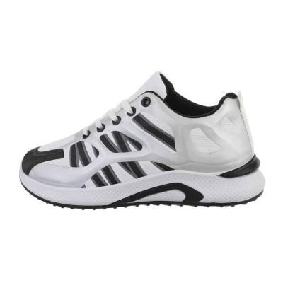 Sneakers für Herren in Silber