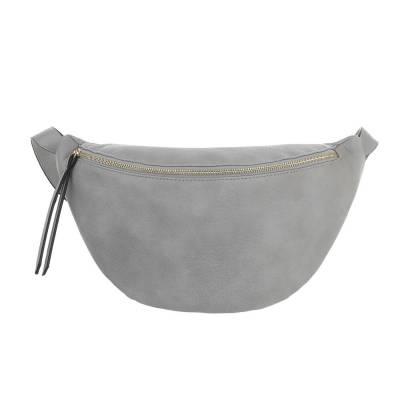 Gürteltasche für Damen in Grau