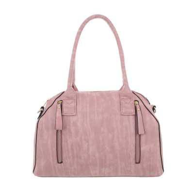 Große Damen Tasche Rosa