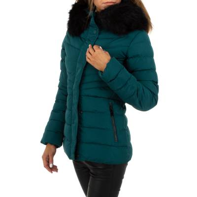 Winterjacke für Damen in Blau