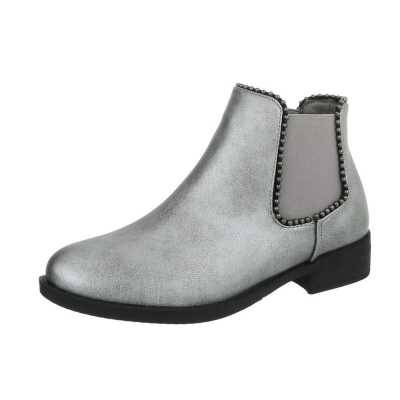 competitive price 52788 883a4 Günstige Damen Chelsea Boots silber in 39, 40, 41, 42 online ...