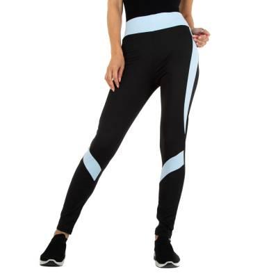 Sportleggings für Damen in Blau
