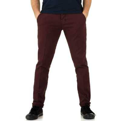 Hose für Herren in Rot