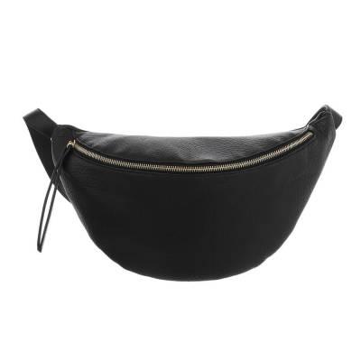 Gürteltasche für Damen in Schwarz