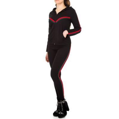 Jogging- & Freizeitanzug für Damen in Mehrfarbig