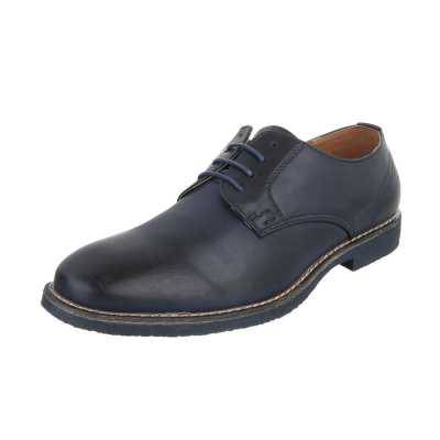 Business-Schuhe für Herren in Blau