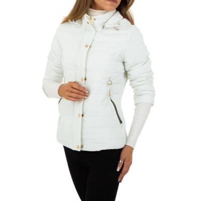 Übergangsjacke für Damen in Weiß
