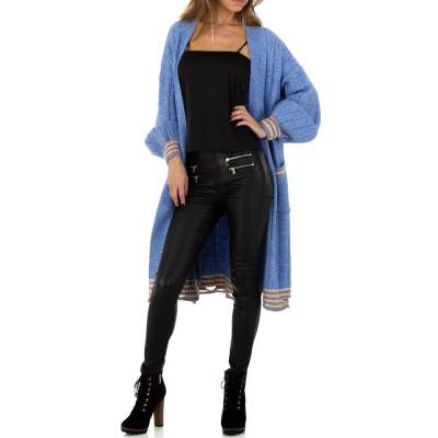 Cardigan für Damen in Blau