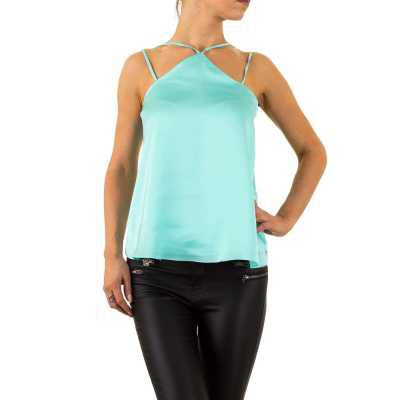 Top für Damen in Blau