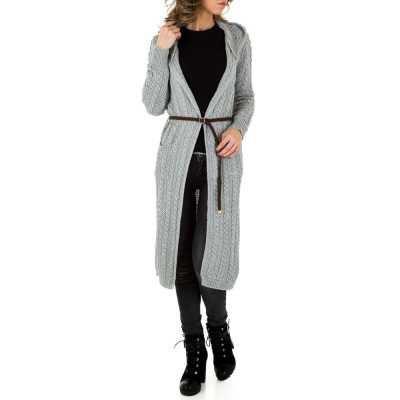 Cardigan für Damen in Grau