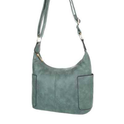 Kleine Damen Tasche Grün