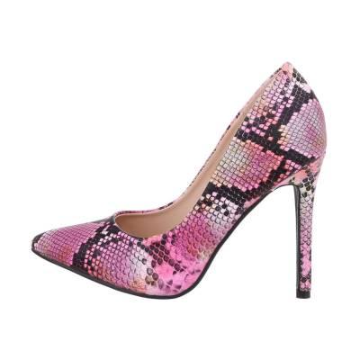High Heel Pumps für Damen in Rosa und Grau