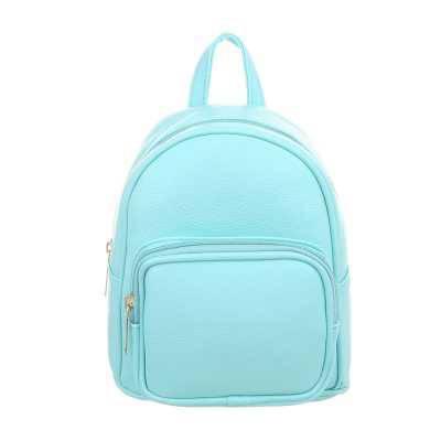 Sehr Kleine Damen Tasche Hellblau
