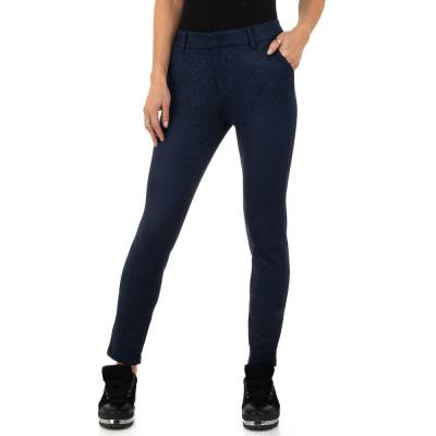 Chinos für Damen in Blau