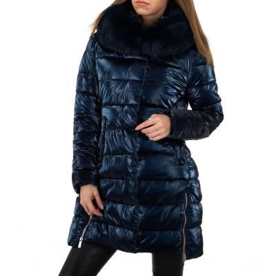 Winterjacke für Damen in Blau