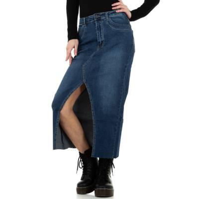 Jeansrock für Damen in Blau