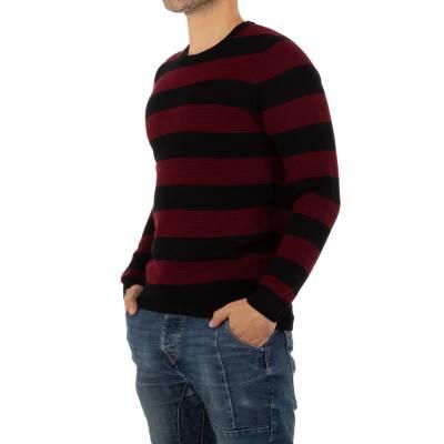 Pullover für Herren in Rot