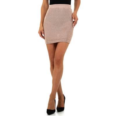 Minirock für Damen in Rosa