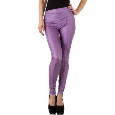 Günstige Damen Leggings lila in XS, S, M, L, XL online einkaufen