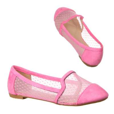 Slipper für Damen in Pink
