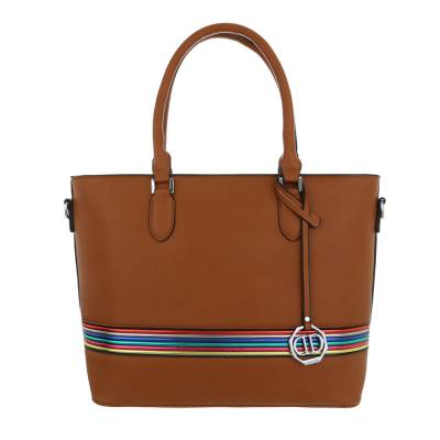 Große Damen Tasche Braun