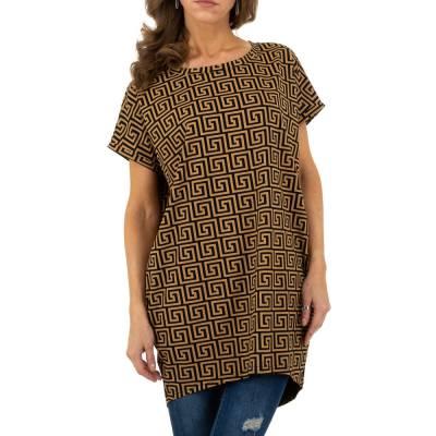T-Shirt für Damen in Braun