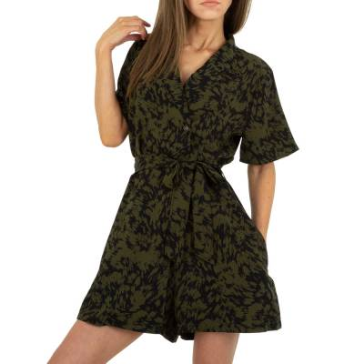 Sommerkleid für Damen in Braun