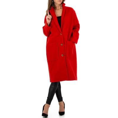 Trenchcoat für Damen in Rot