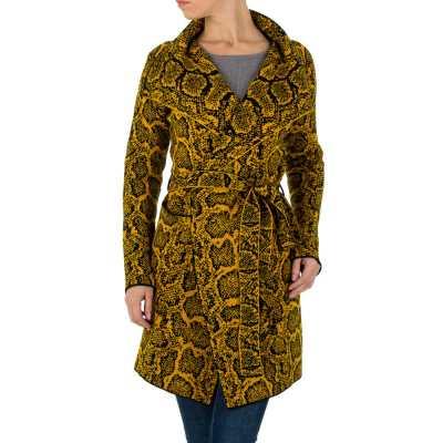 Cardigan für Damen in Gelb