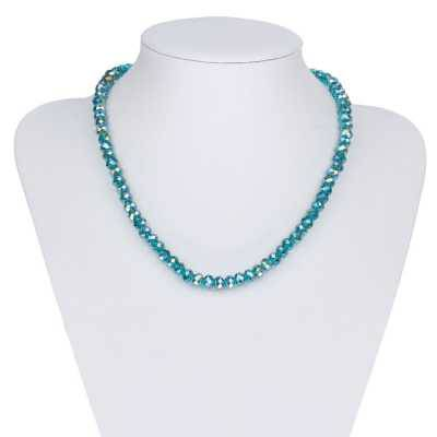 Halskette für Damen in Türkis