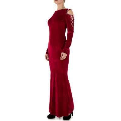 Abendkleid für Damen in Rot