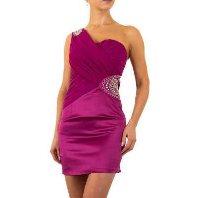 Minikleid für Damen in Lila