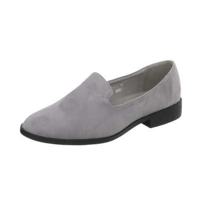 Slipper für Damen in Grau