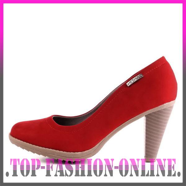 nouveau chaussures femmes luxe createur escarpins en simili cuir velours tf9d rouge 0 ebay. Black Bedroom Furniture Sets. Home Design Ideas