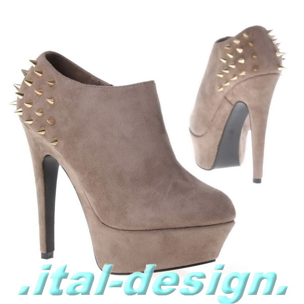 details zu damen schuhe pumps elegante plateau high heels bed mattress sale. Black Bedroom Furniture Sets. Home Design Ideas