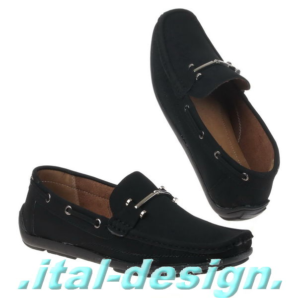 neu designer herren schuhe slipper halbschuhe mokassins. Black Bedroom Furniture Sets. Home Design Ideas