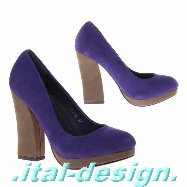 Damen Pumps Schuhe luxus High Heels Stiletto 3976 Schwarz 38