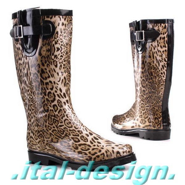 luxus neu designer damen schuhe stiefel warm gummistiefel 182h ebay. Black Bedroom Furniture Sets. Home Design Ideas